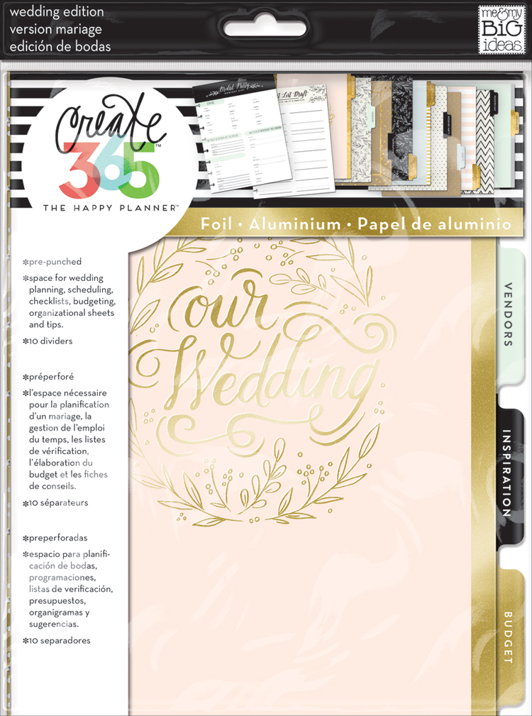 Wedding Planner Extension Pack for The Happy Planner™   me & my BIG ideas.jpg