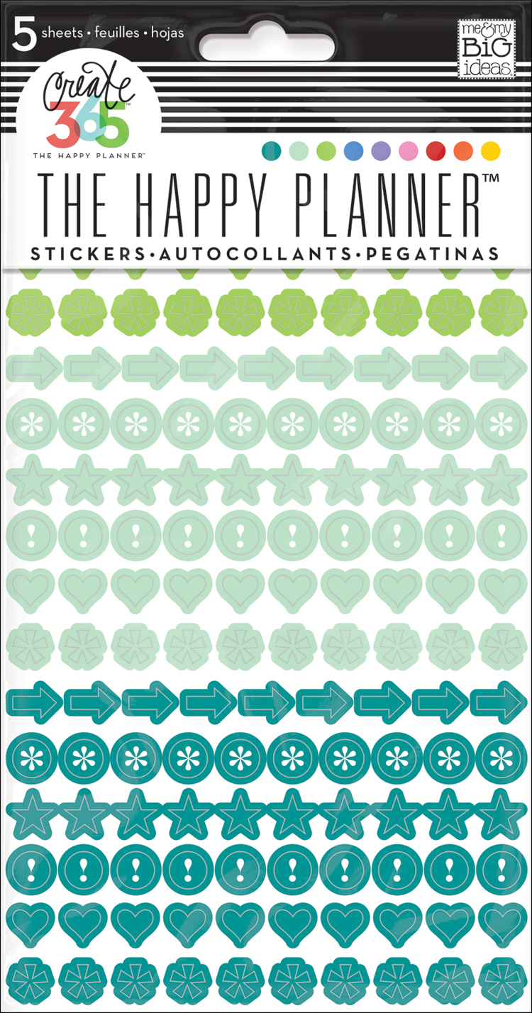 'Colorful Dots' stickers for The Happy Planner™   me & my BIG ideas.jpg