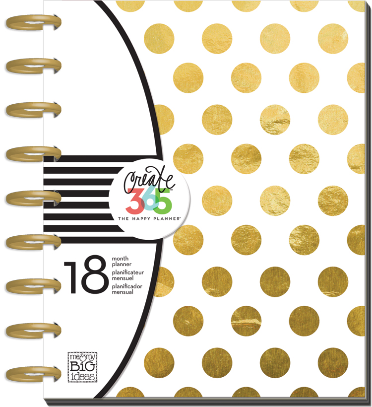 2015-2016 'Gold Foil Dots' Happy Planner™.jpg