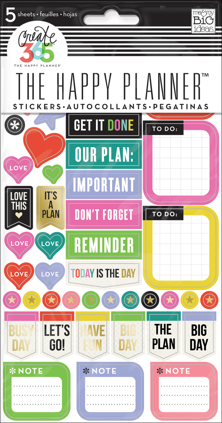'Everyday Reminders' stickers for The Happy Planner™ | me & my BIG ideas.jpg