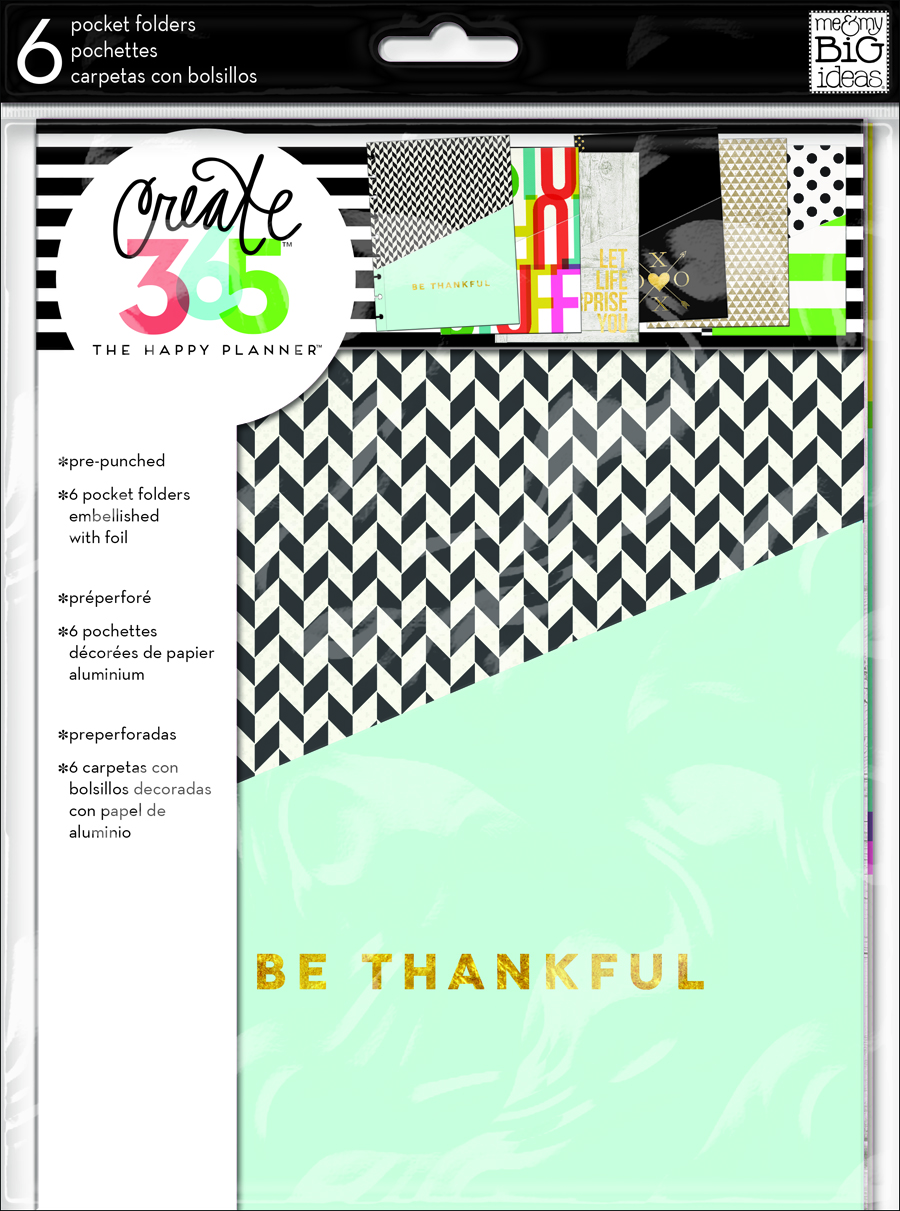 'Be Thankful' Pocket Folders for The Happy Planner™ | me & my BIG ideas.jpg