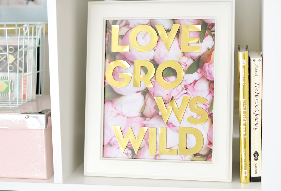 decoupage hangers & DIY framed art print created by mambi Design Team member Laura Rahel Crosby using the new Expandable Paper Pads | me & my BIG ideas