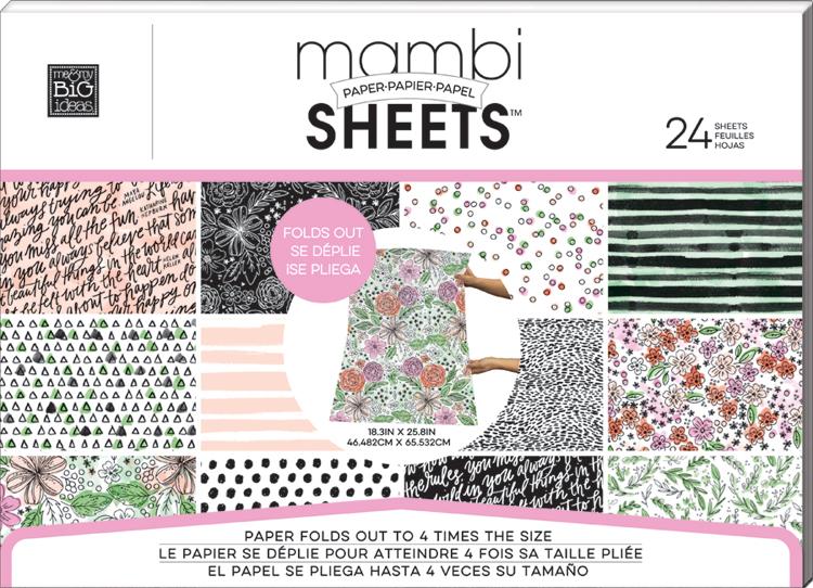 'Black & White' Expandable Paper Pad | me & my BIG ideas.jpg