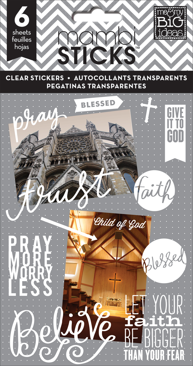 'Faith' POCKET PAGES™ sticker value pack | me & my BIG ideas.jpg