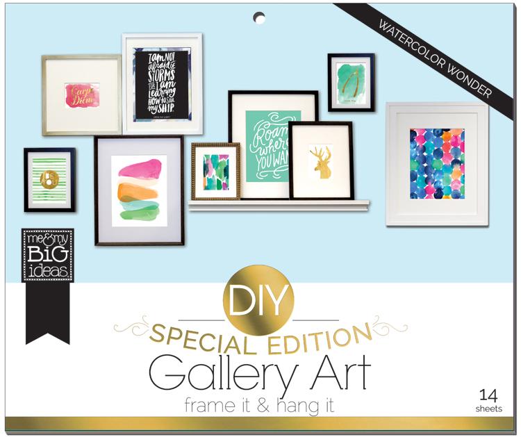 'Watercolor Wonder' DITY Gallery Art Pad | me & my BIG ideas.jpg