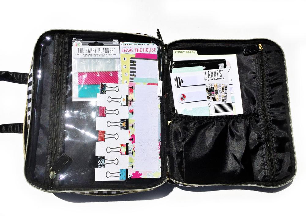 storage case organization & bullet journalling w/ new stamps in The Happy Planner™ of mambi Design Team member Casie Gutierrez   me & my BIG ideas