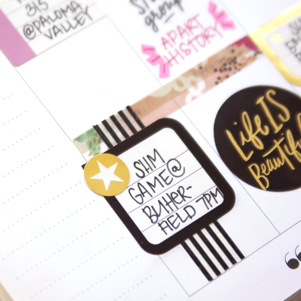 memory planning & discovering what works in your Happy Planner™ by mambi Design Team member Jennie McGarvey   me & my BIG ideas
