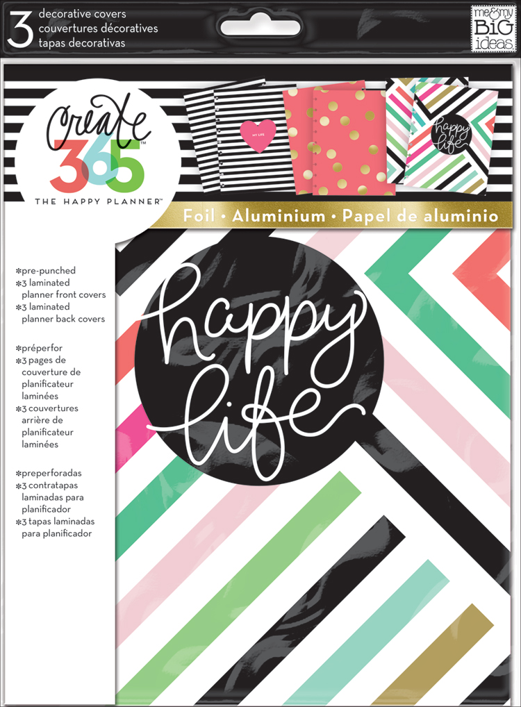 'Happy Life' Decorative Covers Extension Pack for The Happy Planner™   me & my BIG ideas.jpg