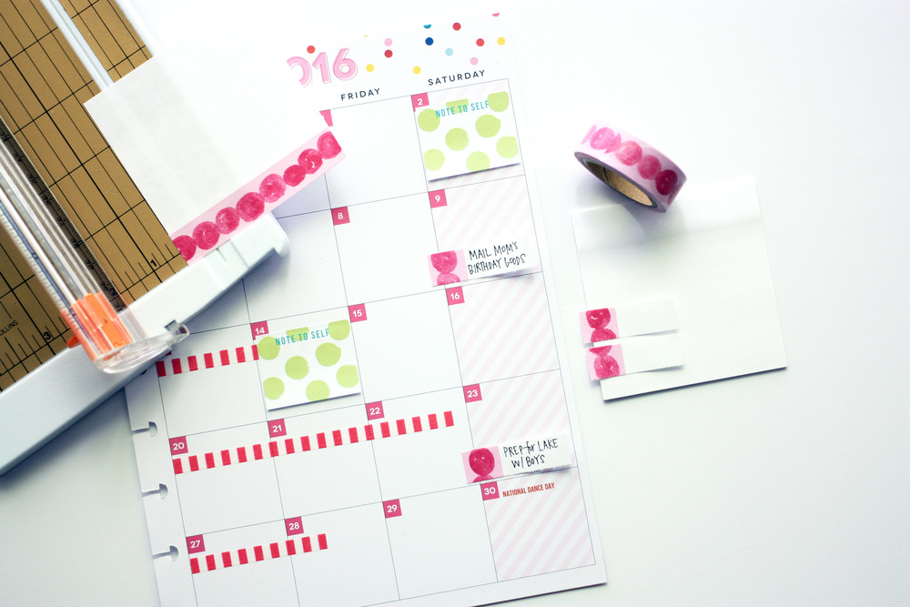 Happy Planner™ plan of mambi Design Team member April Orr  come July 2016 | me & my BIG ideas