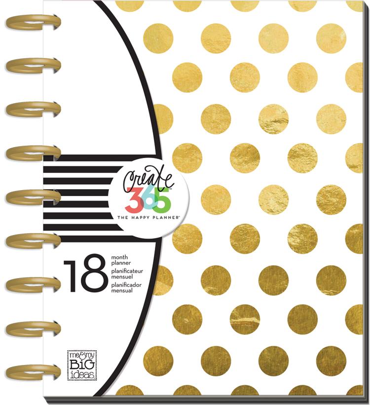 2015-2016 'Gold Foil Dots' Happy Planner™.jpg