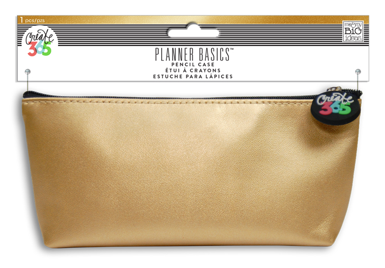 'Gold' Planner Basics™ Pouch for The Happy Planner™ | me & my BIG ideas.jpg