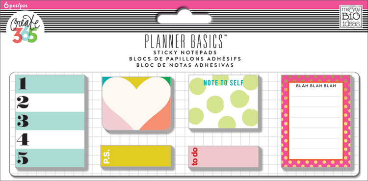 'Brights' Planner Basics™ sticky notes for The Happy Planner™ | me & my BIG ideas.jpg