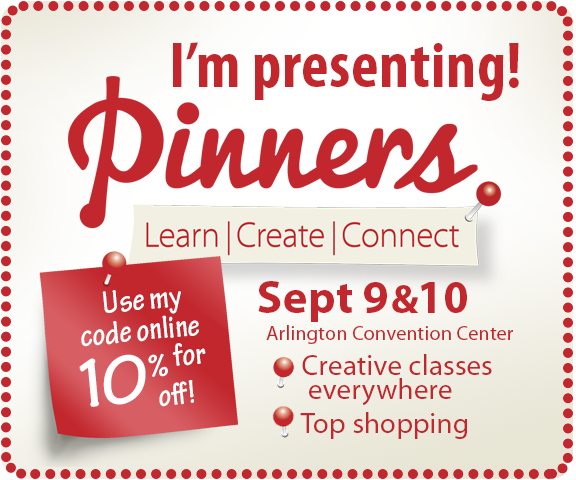 Pinners Conference Sept 9 & 10