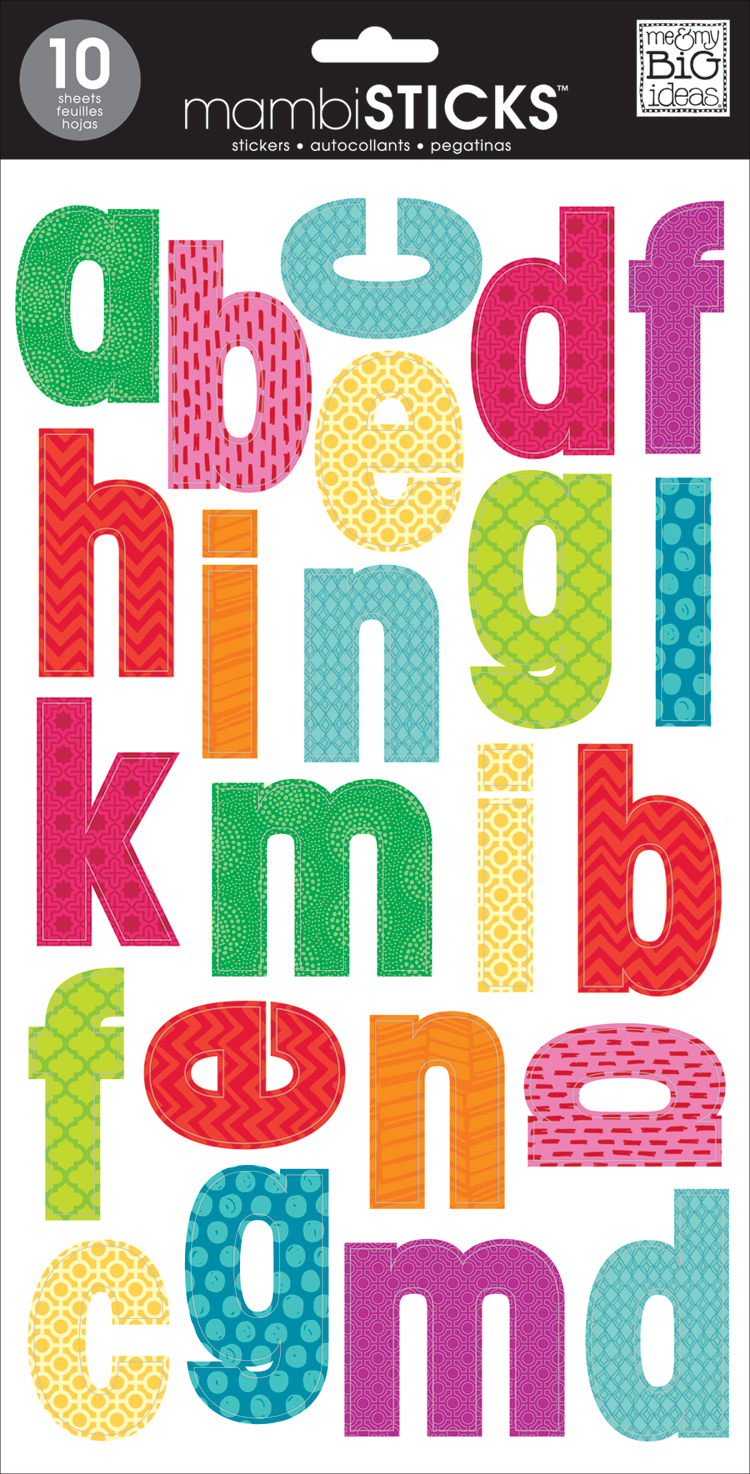 Bright Mini Prints Medium Lowercase mambiSTICKS alphabet stickers | me & my BIG ideas.jpg