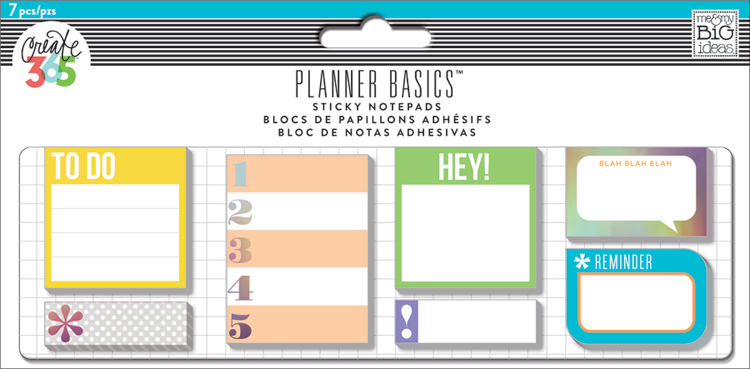 'Neon' Sticky Notes for The Happy Planner | me & my BIG ideas.jpg