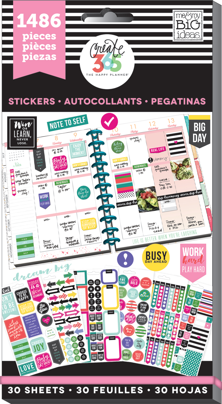 'Everyday Plans' MEGA Sticker Value Pack | me & my BIG ideas.jpg