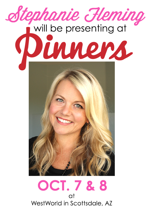 Pinners Conference October 7th & 8th