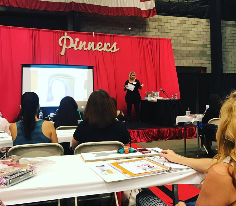 The Happy Planner™ @ Pinners Conference in Scottsdale, Arizona - Oct. 2016 | me & my BIG ideas