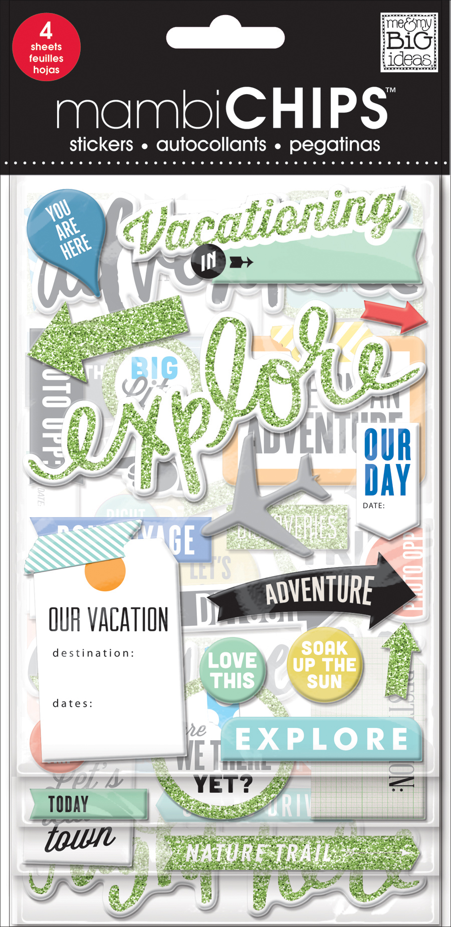 'Vacation' mambiCHIPS chipboard stickers | me & my BIG ideas.jpg