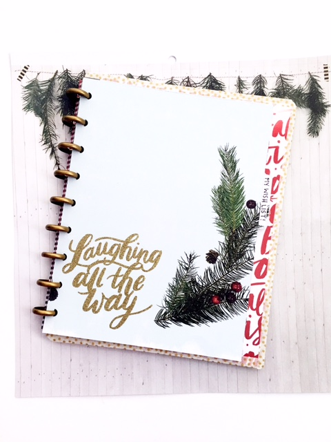 DIY December Bucket List & FULL ON Christmas Planner by mambi Design Team member Heather Kell | me & my BIG ideas