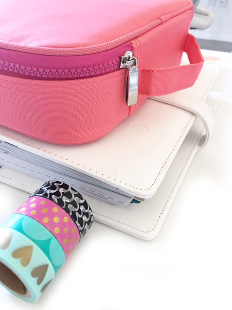 salmon 'Pen Case' of mambi Design Team member Thuy Bui | me & my BIG ideas