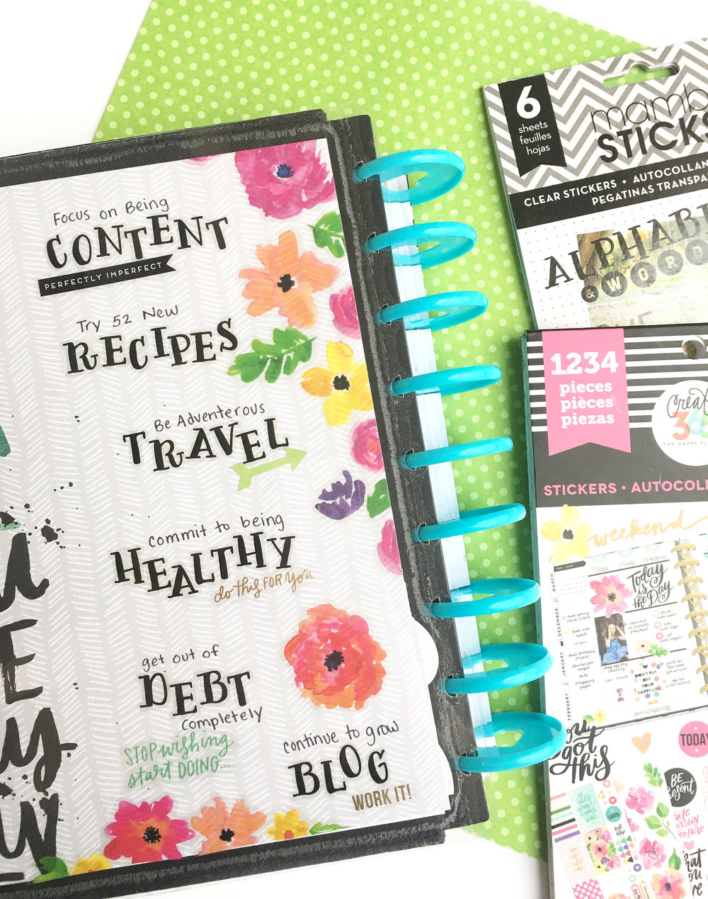 Dream team vision board t dream team for Dreams by design planner