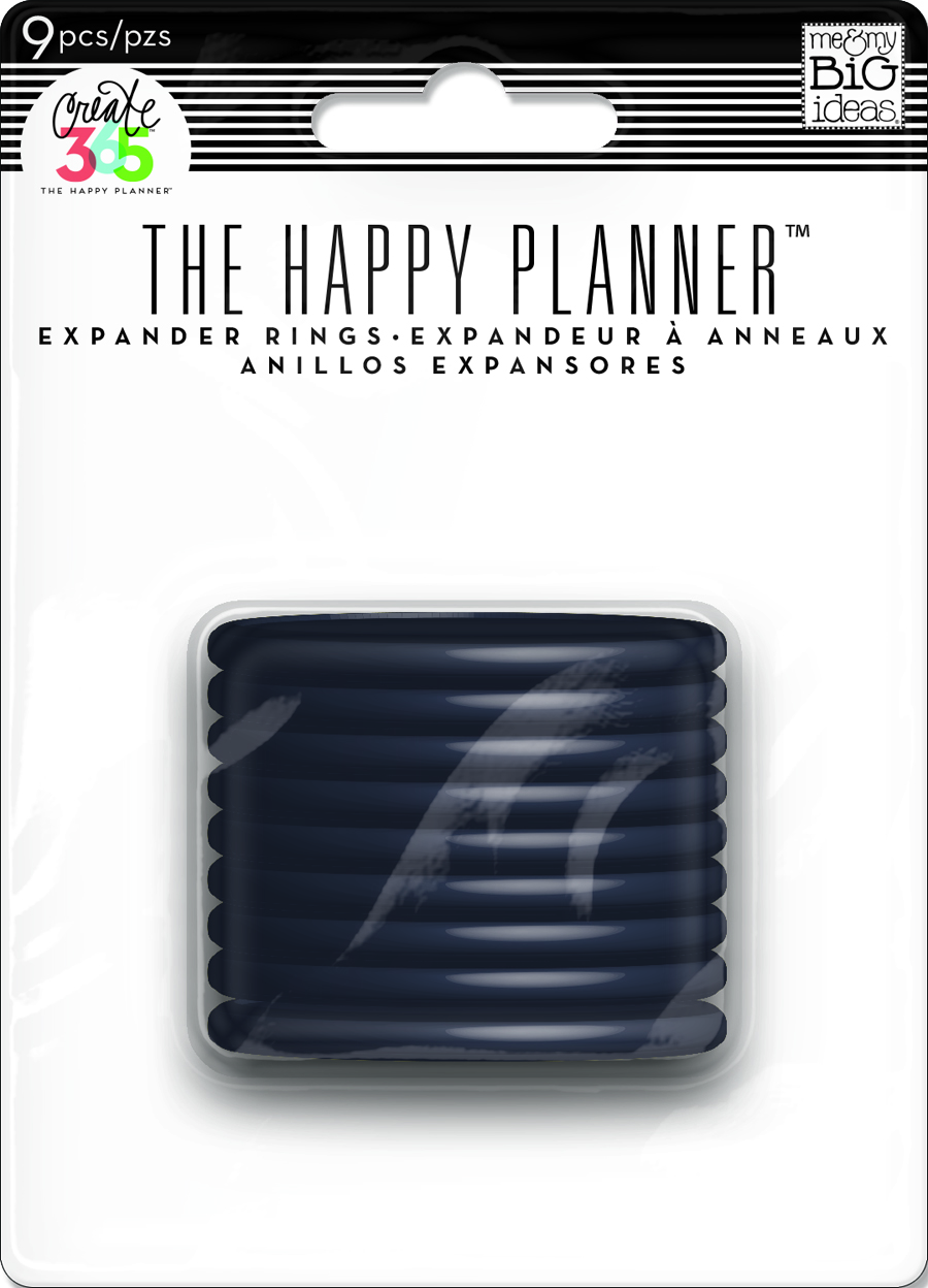 Black Expander Discs for The Happy Planner™ | me & my BIG ideas.jpg