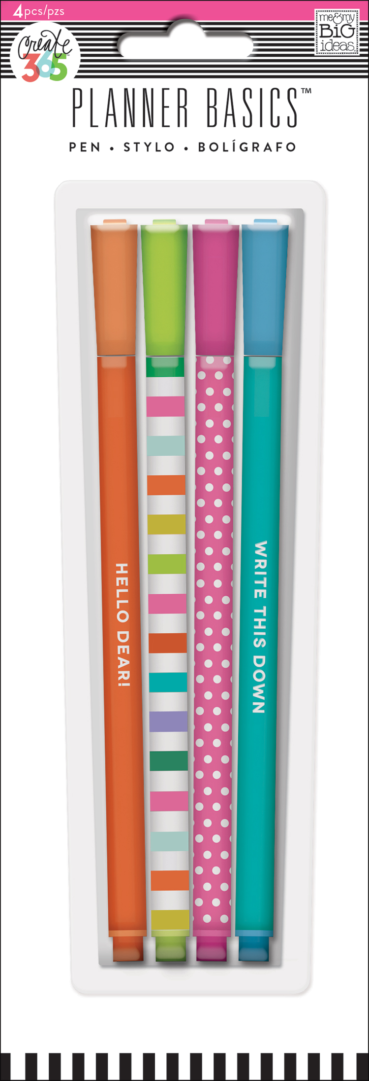 'Brights' Planner Badics™ pens for The Happy Planner™ | me & my BIG ideas.jpg