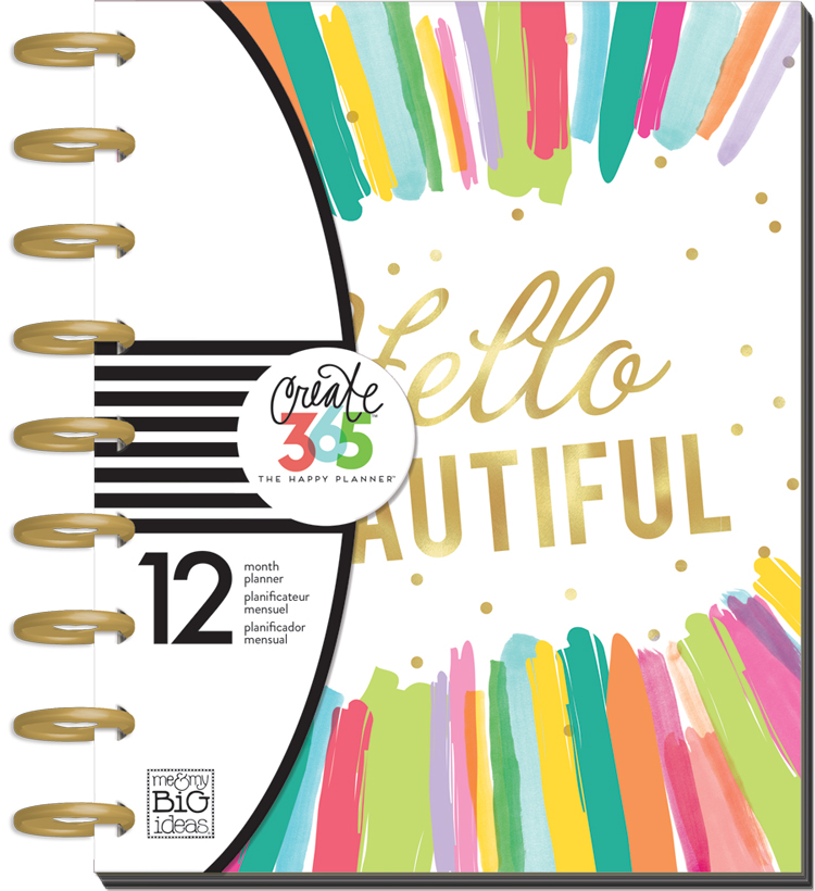 Happy planner mini weekly classic monthly pages of for Happy planner accessories