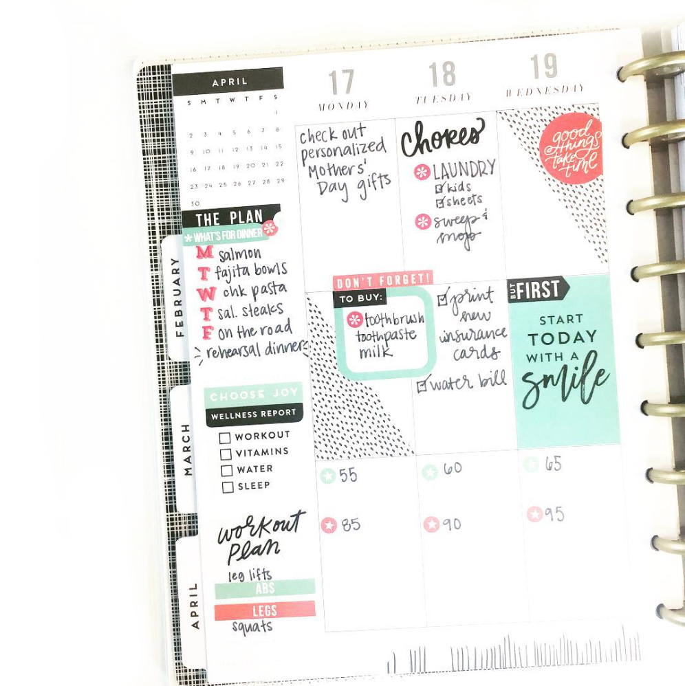 "Happy Planner® FAQs // ""Where do you get your inspiration from?"" by mambi Design Team member Gretchen Klobucar 
