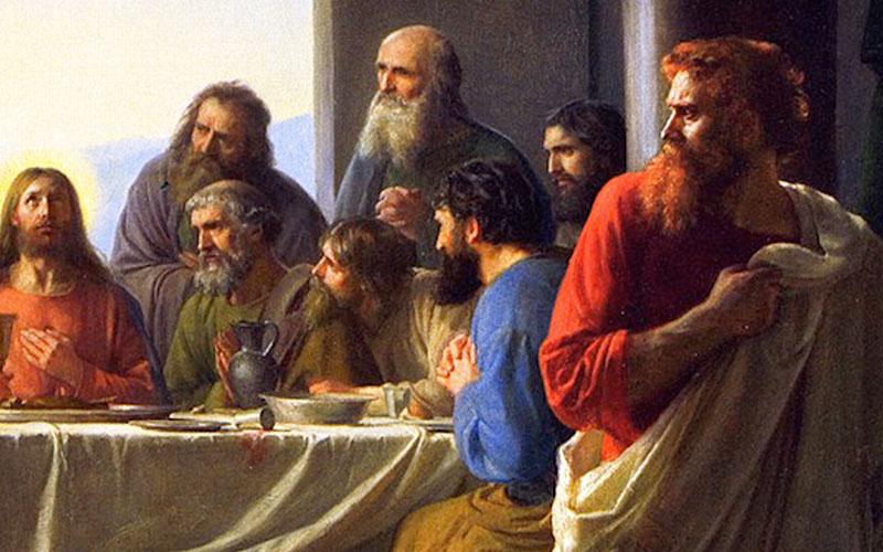 Traición de Judas