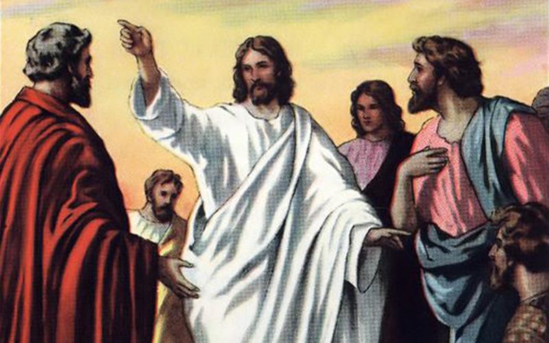 La misión limitada de los apóstoles