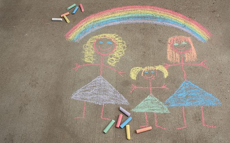 Paternidad homosexual y maternidad lesbiana y la Biblia