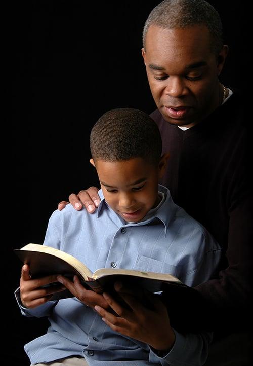 El ejemplo de los padres para los hijos