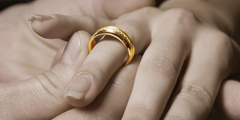 El matrimonio es para toda la vida