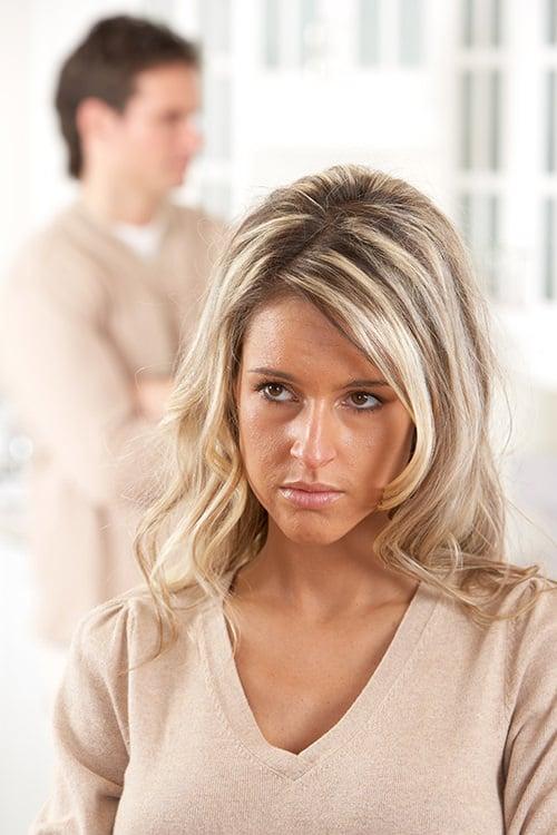 Efectos negativos del divorcio