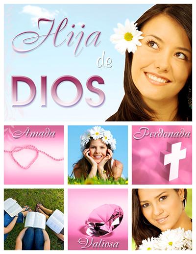 Libros: Hija de Dios: Amada, Perdonada, Valiosa