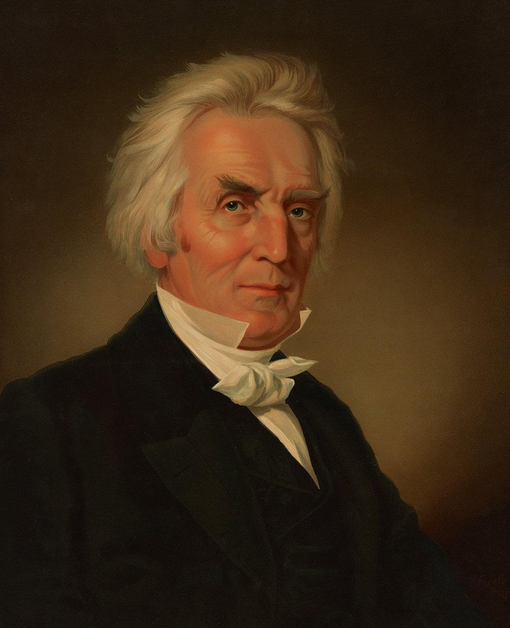 Foto gratis de Alexander Campbell alrededor de 1855