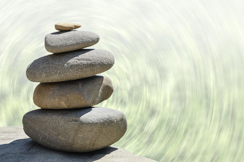 Fotos gratis de piedras una encima de la otra