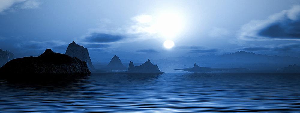 Foto gratis de mar y rocas