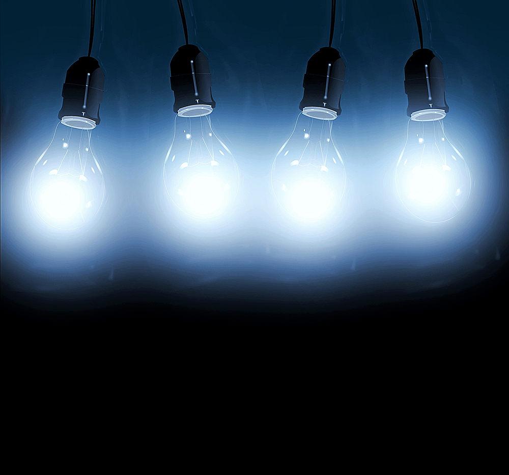 Ilustración gratis de luces