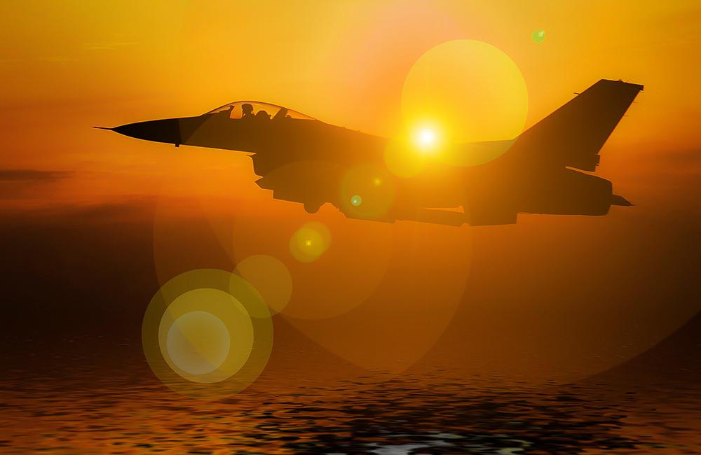 Foto gratis de avión militar