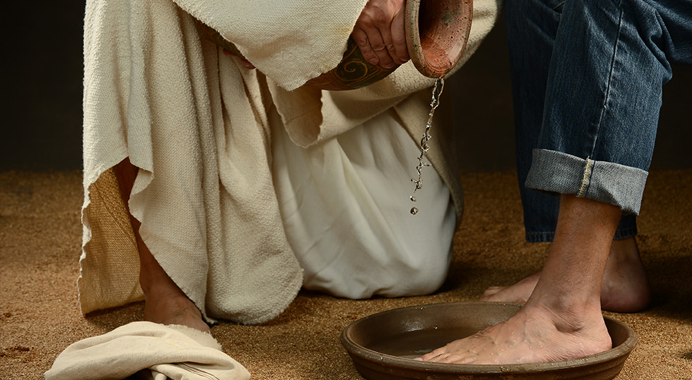 Jesús el Siervo