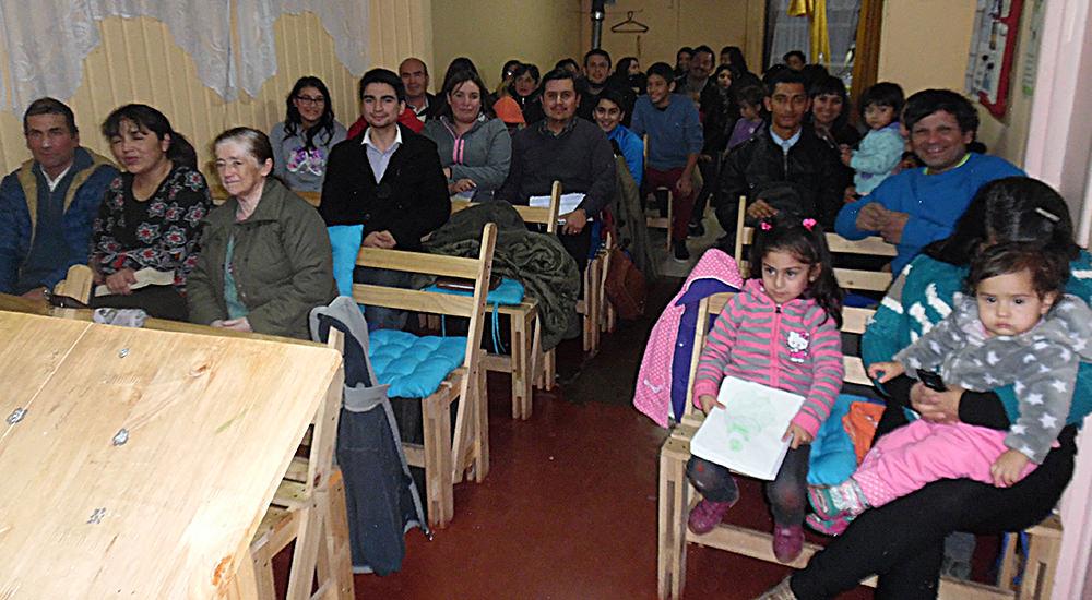 Iglesia de Cristo en Chillán