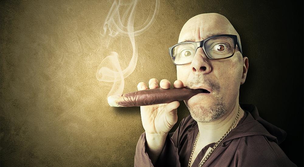 """""""¡Los que Fuman Están Locos!"""""""