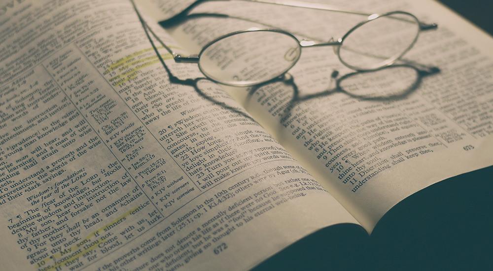 """Mi """"Biblia"""" Enseña Error"""
