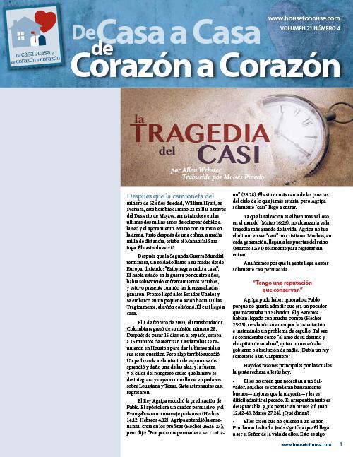Revista De Casa a Casa