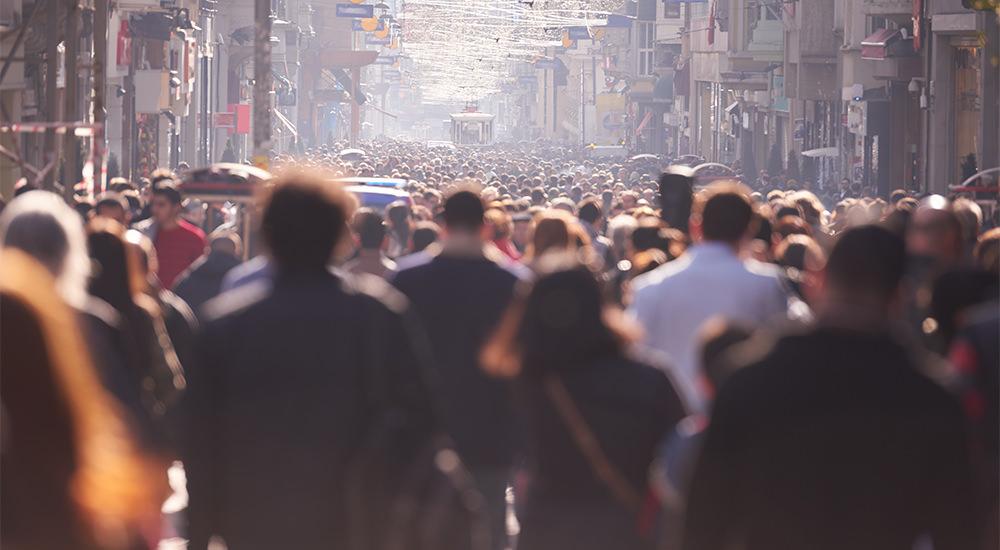 La Estadística de Población y una Tierra Joven
