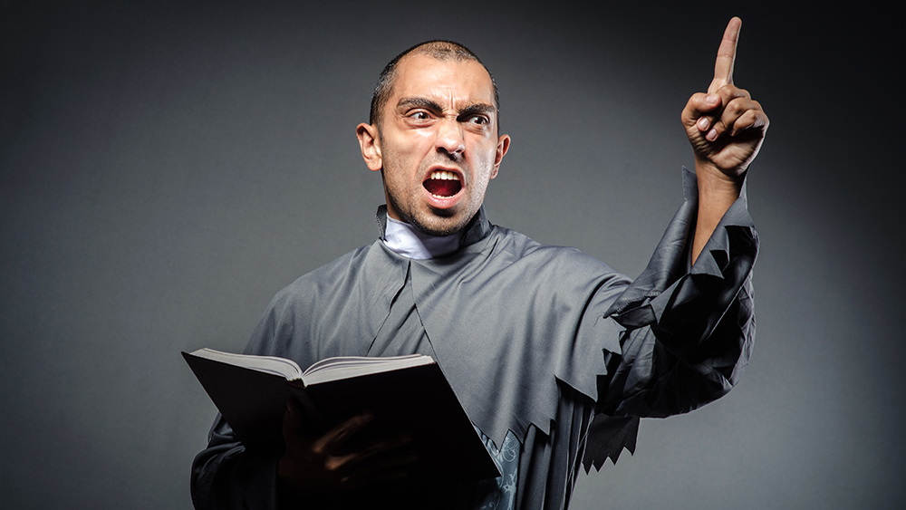 Las Enseñanzas de Cristo Sobre la Falsa Doctrina