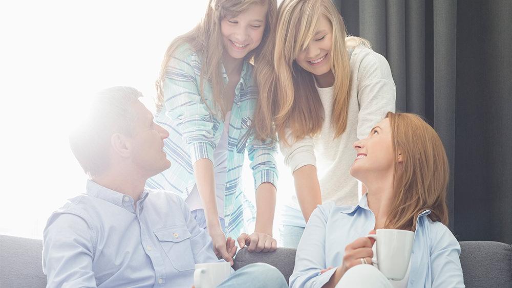 Aconsejando a Sus Hijos Adolescentes